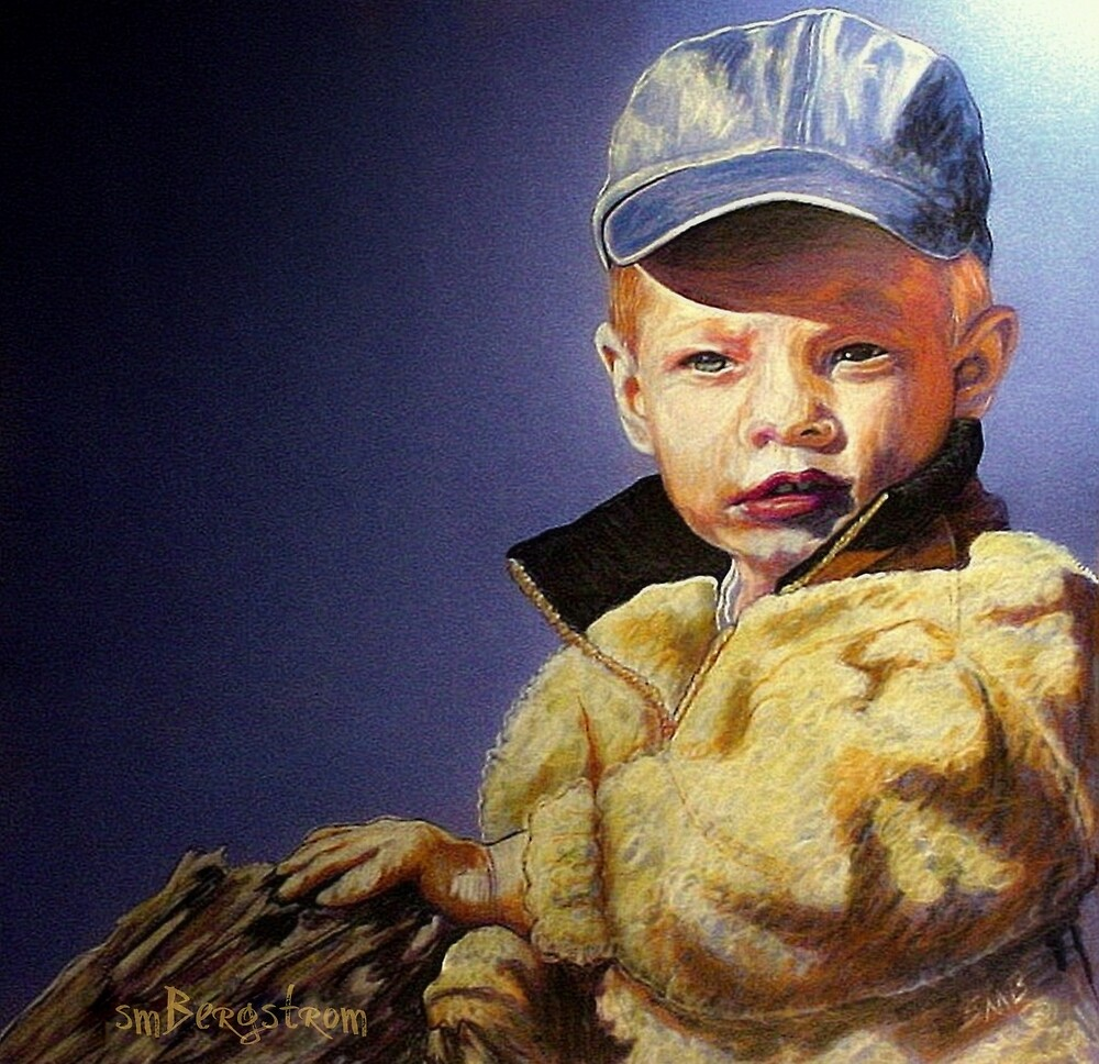 The Golden Child by Susan Bergstrom