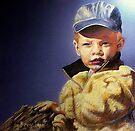 The Golden Child by Susan McKenzie Bergstrom