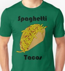 Spaghetti Taco T-Shirt