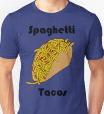 Spaghetti Taco Unisex T-Shirt
