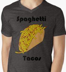 Spaghetti Taco Men's V-Neck T-Shirt