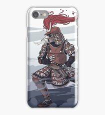 Samurai Skull iPhone Case/Skin