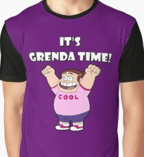 """IT""""S GRENDA TIME! Graphic T-Shirt"""
