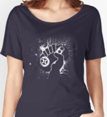 Sega Genesis Controller Splat Women's Relaxed Fit T-Shirt
