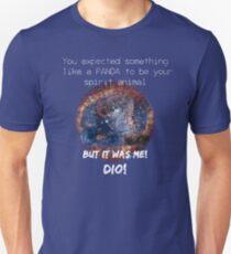 Jojos B.A - Spirit Animal Dio T-Shirt