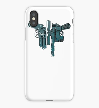 Fords guns. iPhone Case/Skin