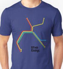 the bay. Unisex T-Shirt
