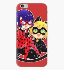 Miraculous Ladybug & Chat Noir iPhone Case