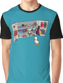 Which Duck to Be Today? Graphic T-Shirt