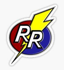 Rescue Rangers! Sticker