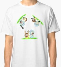 Rick and Morty vs Rick and Morty Classic T-Shirt