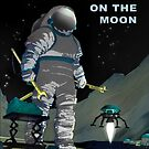 Build A Future on the Moon by Jim Plaxco