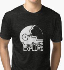 Explore Tri-blend T-Shirt