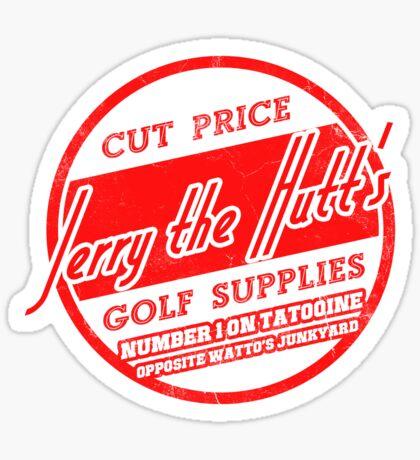 Jerry the Hutt Sticker