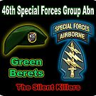 46th Special Forces Group (Abn) by woodywhip