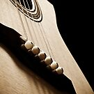 Heroic Guitar by Liz Grandmaison