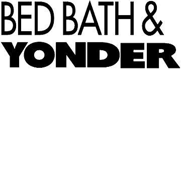 Bed Bath & Yonder by Noveltee-Shirts
