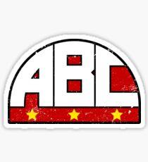 ABC Warriors - Hammerstein Sticker