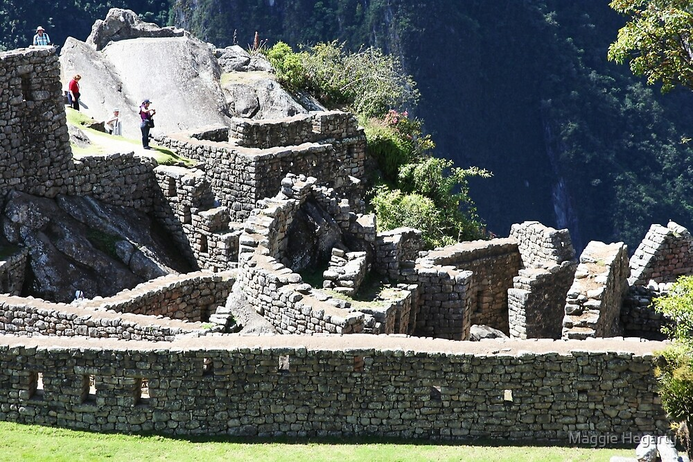 The Lost City of the Incas by Maggie Hegarty