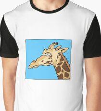 Giraffe is not amused Graphic T-Shirt