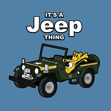 It's a Jeep Thing! by robotghost