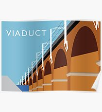 STOCKPORT - Viaduct Poster