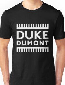 DUKE DUMONT Unisex T-Shirt