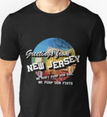 Welcome to NJ Unisex T-Shirt