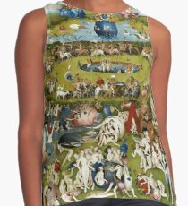 Earthly Delights Contrast Tank