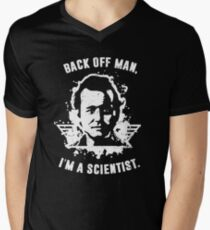 Back Off Man I'm a Scientist Bill Murray T-shirt