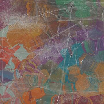 Abstract Subdued Colors 2 by braveevolver