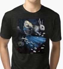 Adventure Girl Tri-blend T-Shirt
