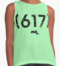 Area Code 617 Massachusetts Contrast Tank