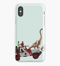 They Do Travel in Herds iPhone Case