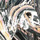 Modern Horse Art by Sharon Cummings by Sharon Cummings