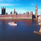 House of Parliament , Westminster, London by David Rankin
