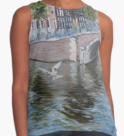 Amsterdam reguliersgracht Sleeveless Top