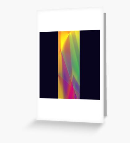 Bold Vertical Greeting Card