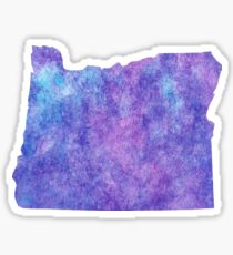 Oregon Sticker