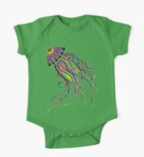 Electric Jellyfish Kids Clothes