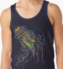 Camisetas de tirantes para hombre Medusa eléctrica