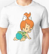 Pebbles Flintstones Unisex T-Shirt