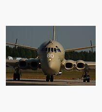 Nimrod at Waddington Airshow Photographic Print