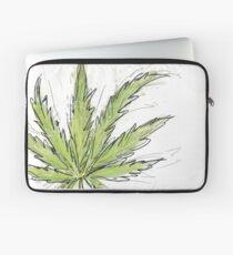 Cannabis Laptop Sleeve
