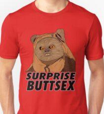 Ewok - Surprise Buttsex T-Shirt