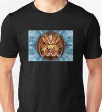 Freezing Fire Unisex T-Shirt