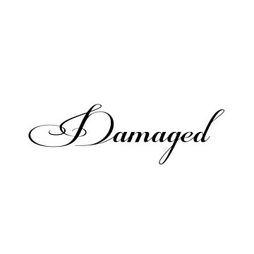 DAMAGED - white vrs. by sphyinxx