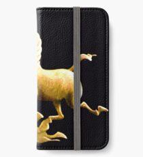 Flying Horse iPhone Wallet/Case/Skin