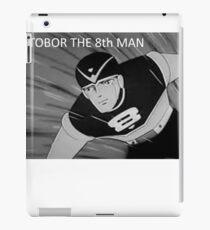 Tobor the 8th Man iPad Case/Skin