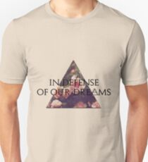 In Defense of Our Dreams Unisex T-Shirt